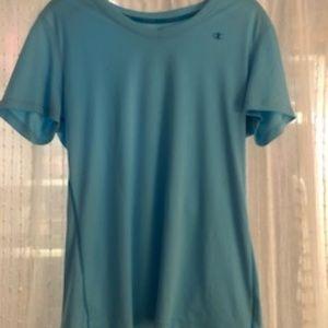 Blue Athletic Champion T-Shirt